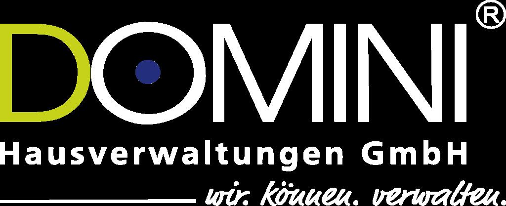 Logo-Webseite-Domini-Hausverwaltungen-GmbH-Weiss
